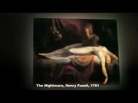 Famous Scary & Horrifying Paintings by Famous Artists and Painters of History