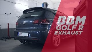Golf 6 R 335PS Chiptuning Stage II by BBM