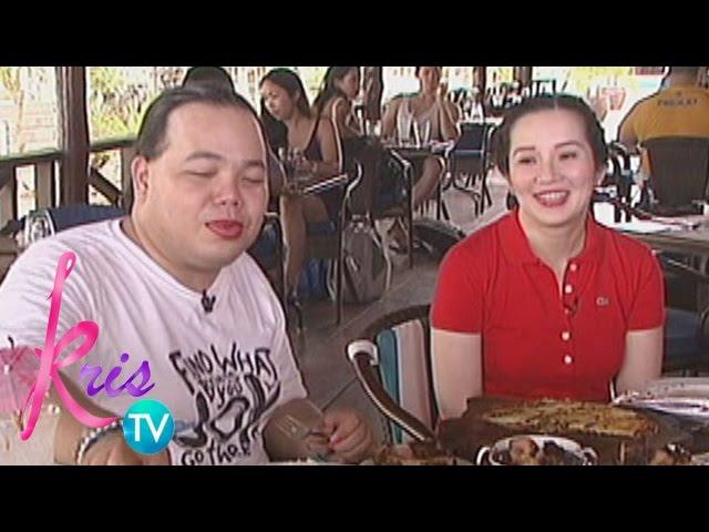 Kris TV: Food trip in Club Paradise
