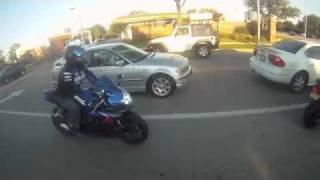 Suzuki GSXR Movie-GoPro Hero