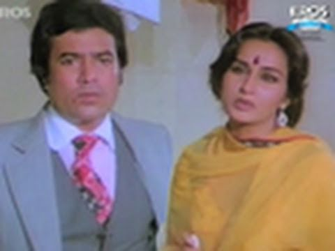 Rajesh Khanna Suffering From Memory Loss - Hum Dono