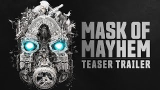 Borderlands 3 Teaser Trailer - Mask of Mayhem