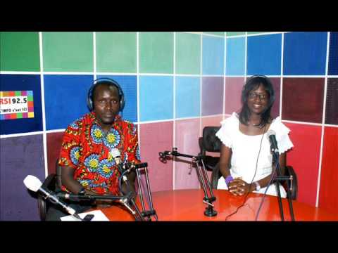 Bousso Drame - Gane Gui de Radio Senegal International (RSI)