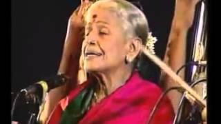 Kurai Ondrum Illai - MS - Shivaranjani (With Lyrics)