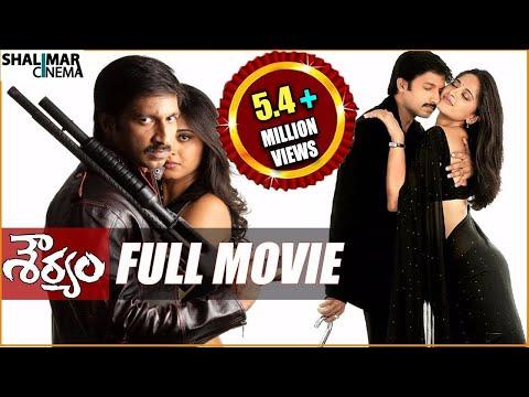 Souryam Telugu Full Length Movie || Gopichand, Anushka, Poonam Kaur video
