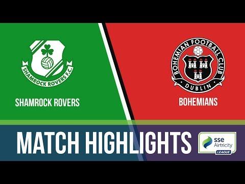 GW30: Shamrock Rovers 1-0 Bohemians