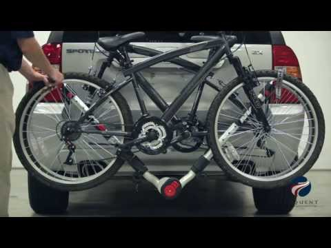 Features, Benefits and Use of the ROLA® NV2 Bike Rack Carrier 59508