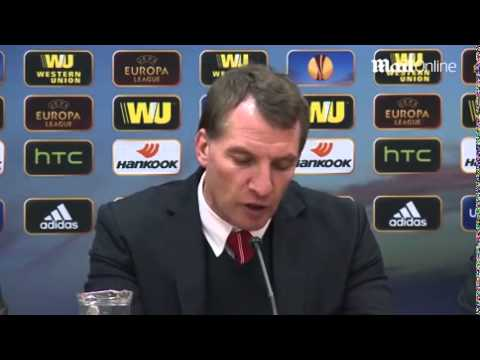 Rodgers' Verdict on Balotelli, Henderson and Sturridge Penalty Saga interview
