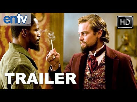 Django Unchained Official Trailer #2 [HD]: Jamie Foxx & Christoph Waltz Take On Leonardo DiCaprio