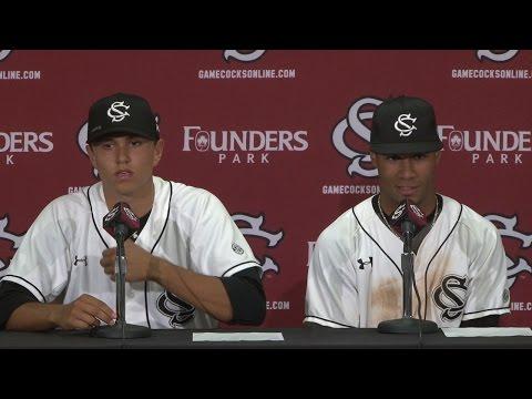 POST-GAME: Tyler Johnson, Dom Thompson-Williams on Florida — 4/30/16