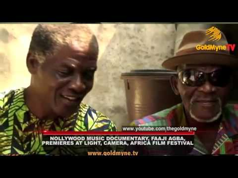 NOLLYWOOD MUSIC DOCUMENTRY, FAAJI AGBA, PREMIERES AT LIGHT, CAMERA, AFRICA FILM FESTIVAL