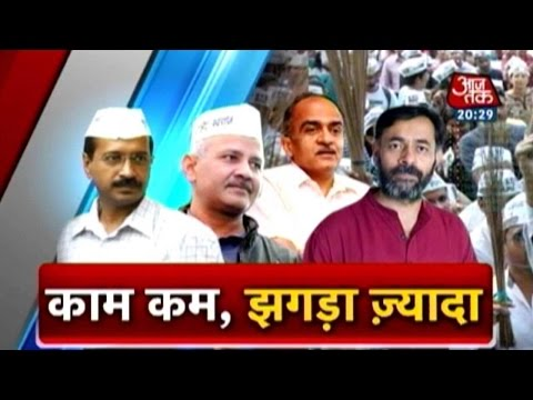 How Well Is AAP-Led Delhi Government's First Month Report Card?