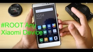 How To ROOT Any Xiaomi Redmi device Without PC