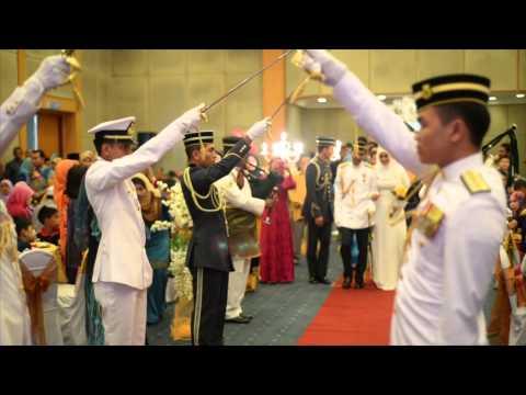 Best Malaysian Military Wedding