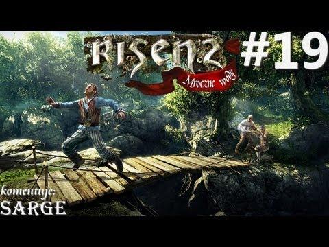 Zagrajmy W Risen 2: Mroczne Wody Odc. 19 - Przykre Wydarzenia