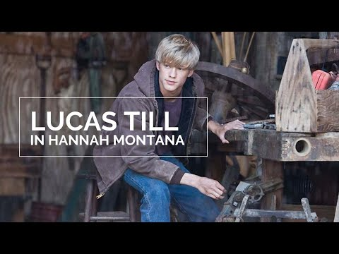 lucas till in hannah montana - the movie
