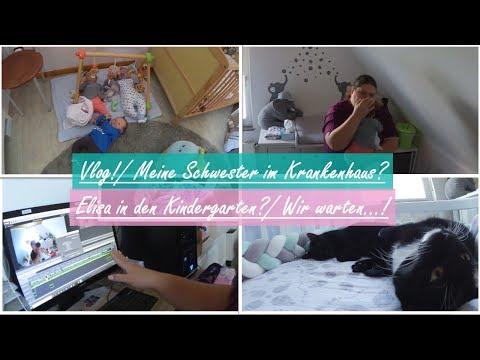 Vlog! |Wir warten! |Kankenhaus?/ Elisa in die KiTa? || Reborn Baby Deutsch || Little Reborn Nursery