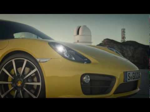 2014 Porsche Cayman - промо