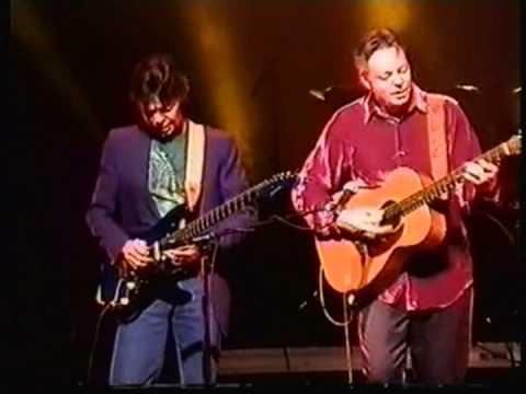 Tommy And Phil Emmanuel, France 2001, Playing Al Di Meola's Midnight Tango. RARE!!