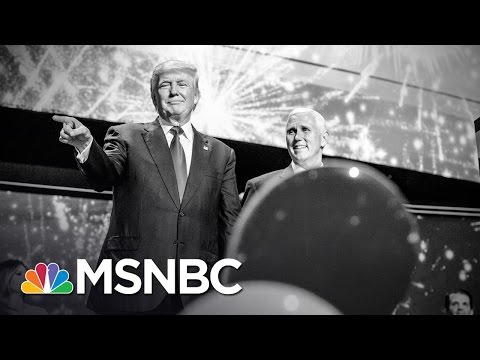 New Polls Show Donald Trump Gets Post-Convention Bounce | Morning Joe | MSNBC