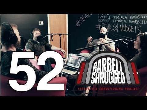 Olympic Weightlifting with Zach and Sarah Krych - Barbell Shrugged EPISODE 52