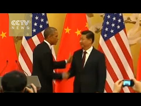 China, US determined to cut carbon emissions