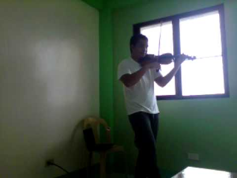 ILL TAKE CARE OF YOU RICHARD POON VIOLIN COVER BY ADRIAN NINO...