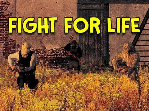 FIGHT FOR LIFE! - Arma 2: DayZ Mod - Ep.16