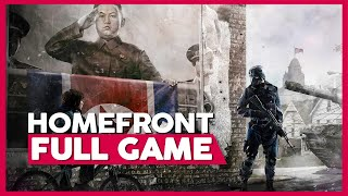 Homefront | Full Gameplay/Playthrough | PC 60fps | No Commentary