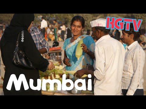 Mumbai (Bombay) Chowpatty Beach India