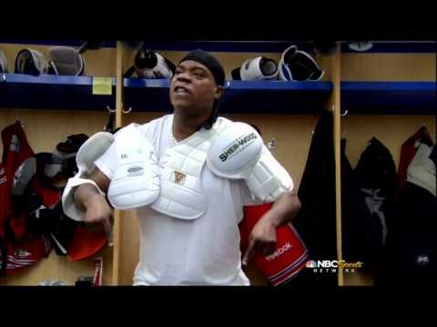 2012 NHL Awards Show Part 2. Shanahan spoof, Tracy Morgan, Hart Trophy, Saves of the Year, Hockey