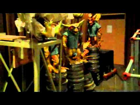Gremlins Invasion-Lager Movie Park Germany