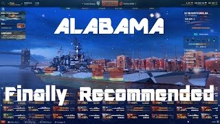 Alabama - Finally Recommendable