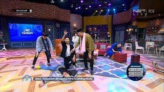 Battle Dance Sama Iky, Tiba-Tiba Oppa Korea Ini Pingsan - Ini Sahur 18 Mei 2019 (4/7)