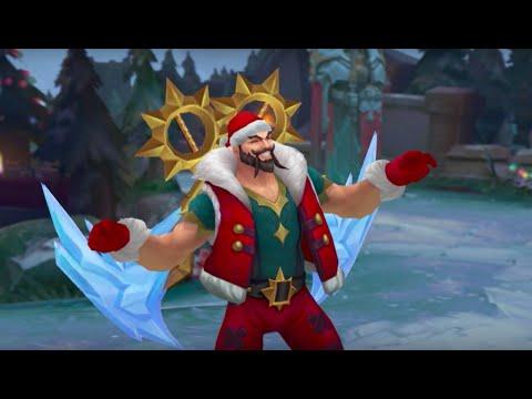 League of Legends Official Snowdown 2017 Event Trailer