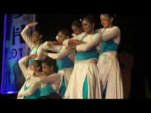 Ashima Group Dance- Kims College Day 2010 video