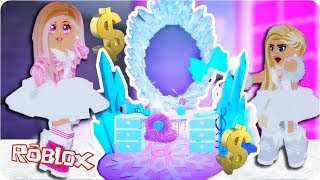 I Bought The Brand New Royale High Ice Glam Vanity To Make My Best Friend Jealous! | Royale High