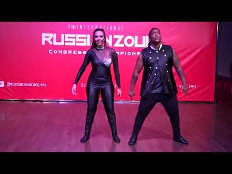 RZCC2018 Vanessa & Val in Performance ~ Zouk Soul
