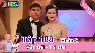Xúc động với anh chồng nhất quyết cưới dù biết vợ bị bệnh...khó có con   Văn Hải - Thị Hài   VCS 188