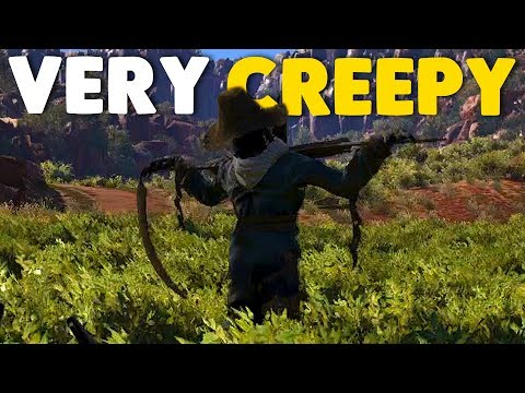 JEEPERS CREEPERS EASTER EGG | Ghost Recon Wildlands