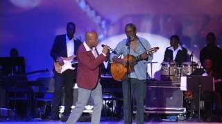 Inauguration du Complexe Culturel Triomphe: Duo Michel Martelly et Manno Charlemagne