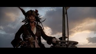 Pirates of the Caribbean - The Curse of the Black Pearl - Jack's Entrance