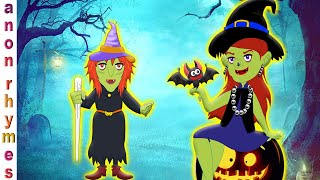 Animation English Nursery Rhymes & Songs For Children | Funny Halloween Nursery Rhymes For Kids