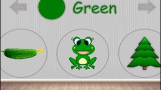 Learn Colors For Kids, Children, Toddlers - Colours for Kids to Learn - academic video games for yo