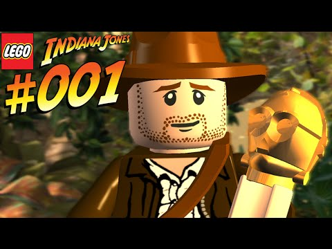 LEGO INDIANA JONES #001 Jäger des verlorenen Schatzes ★ Let's Play LEGO Indiana Jones [Deutsch]