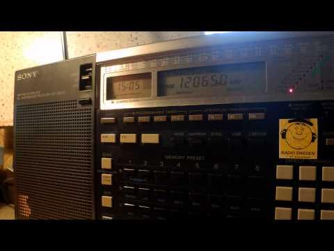 03 09 2015 ABC Radio Australia in English to EaAs 1505 on 12065 Shepparton