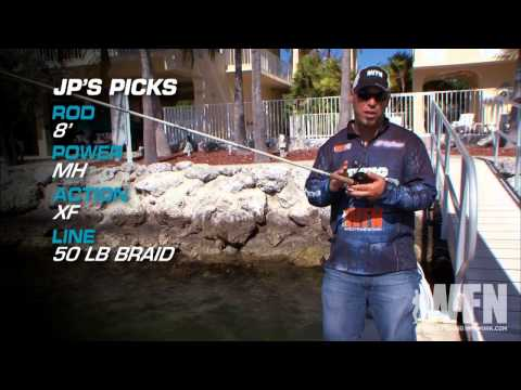 Saltwater Fishing Test of Shimano's Waxwing Jig System