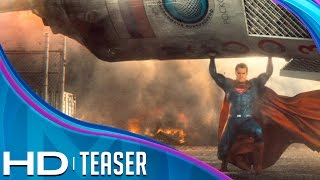 Batman v Superman: Dawn of Justice - Teaser Trailer - Español Latino - HD