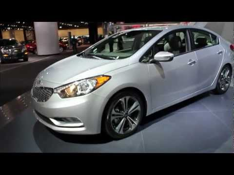 2014 Kia Forte - Interior & Exterior - The Driver