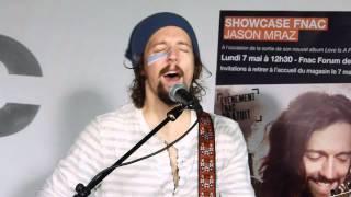 Jason Mraz - You and I Both @ Showcase Fnac Forum des Halles, Paris.